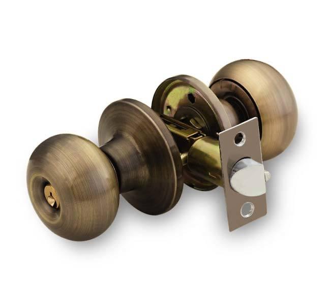 lockable door knob photo - 15