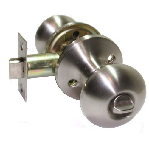 locking door knob photo - 7