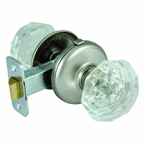 locking glass door knobs photo - 12