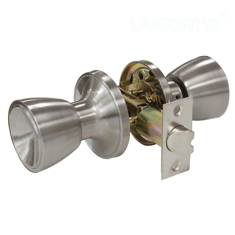 locking interior door knob photo - 11