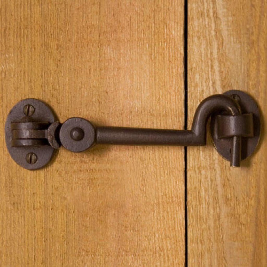 locking interior door knob photo - 13