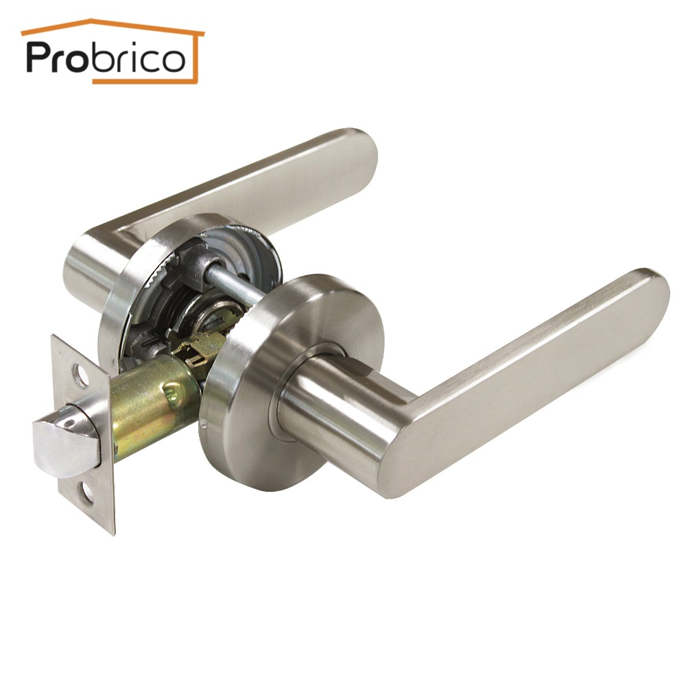 locking interior door knob photo - 18