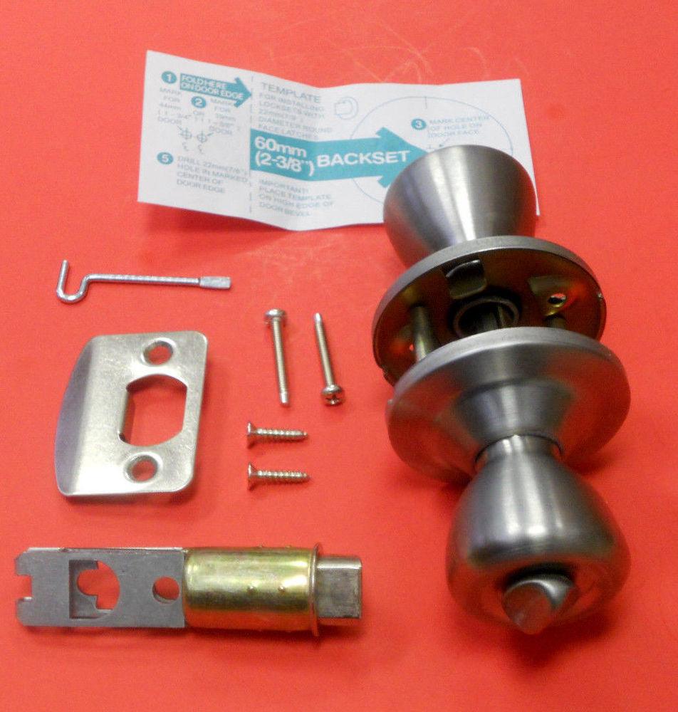 locking interior door knob photo - 8