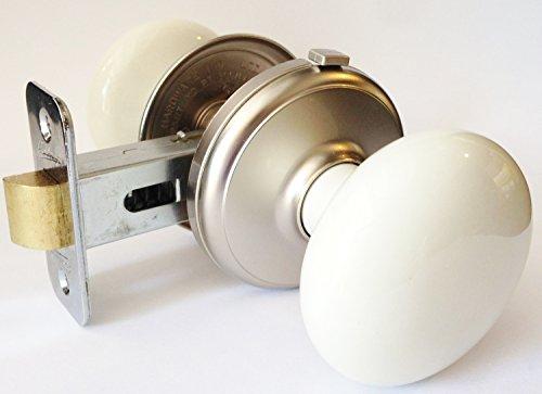 locking interior door knob photo - 9