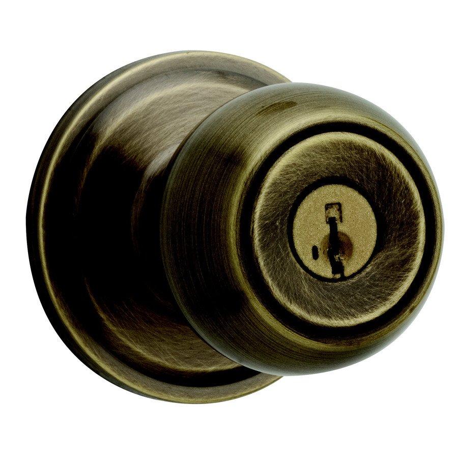 lowes door knob photo - 9