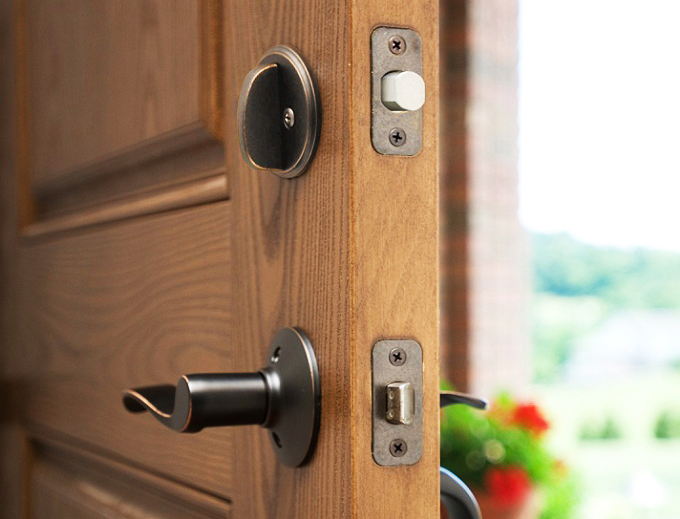 m tech door knobs photo - 9