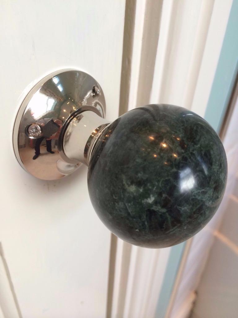 marble door knobs photo - 19
