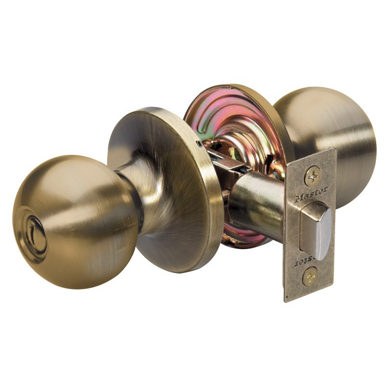 master lock door knobs photo - 16