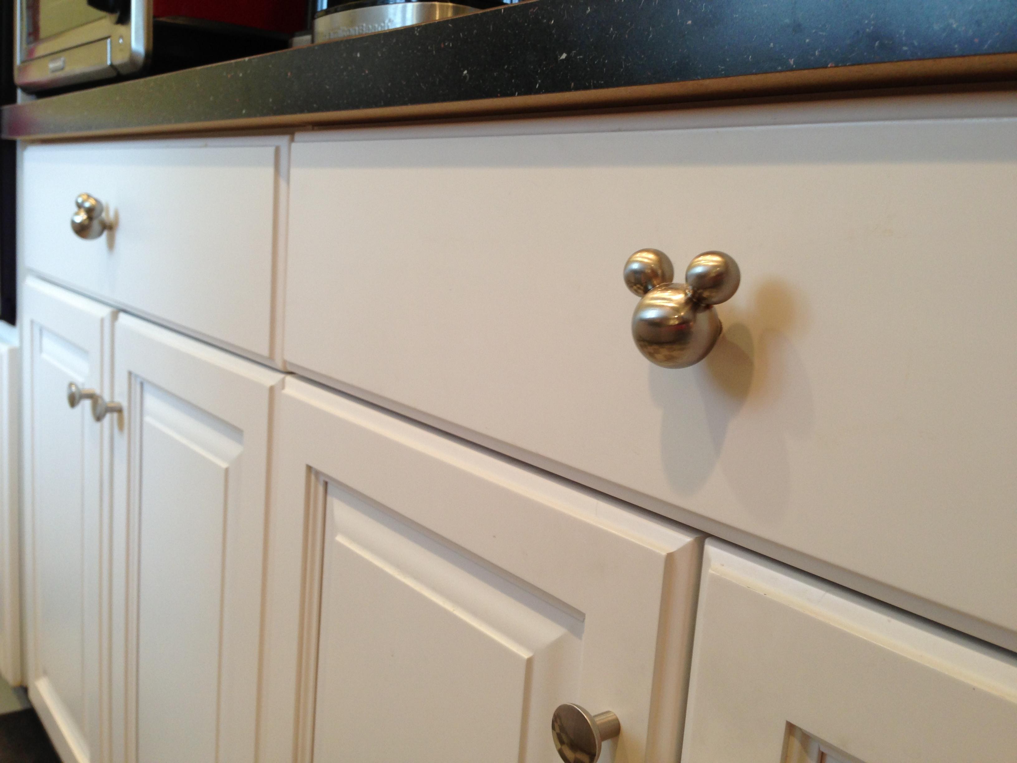 mickey mouse door knobs photo - 16