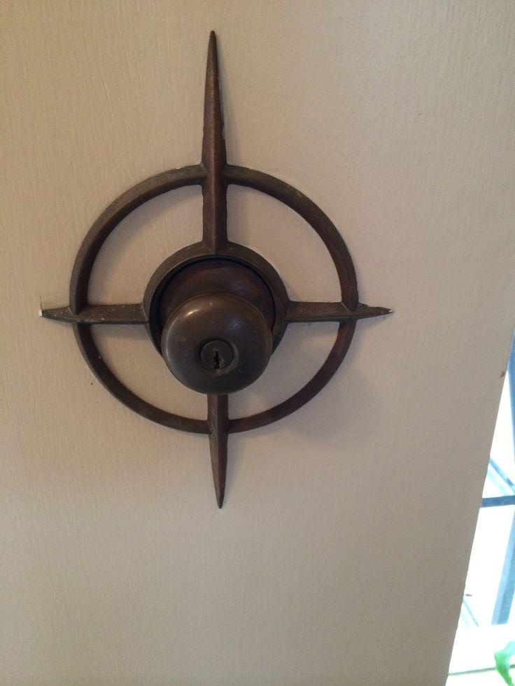mid century door knobs photo - 19