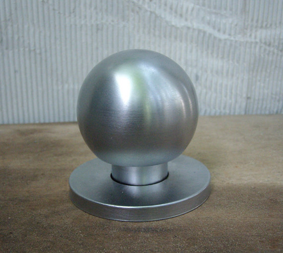 mid century modern door knobs photo - 12