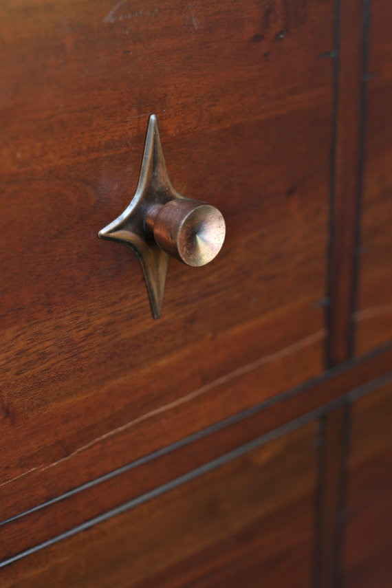mid century modern door knobs photo - 20