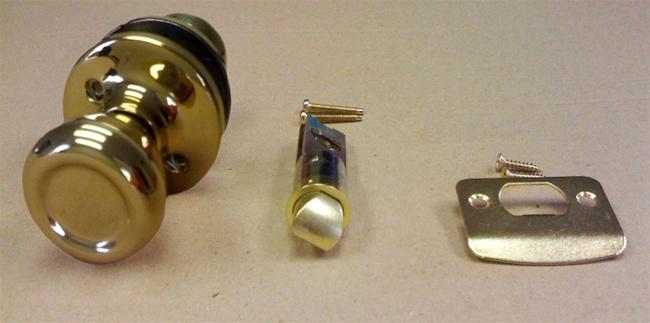 mobile home door knobs photo - 8