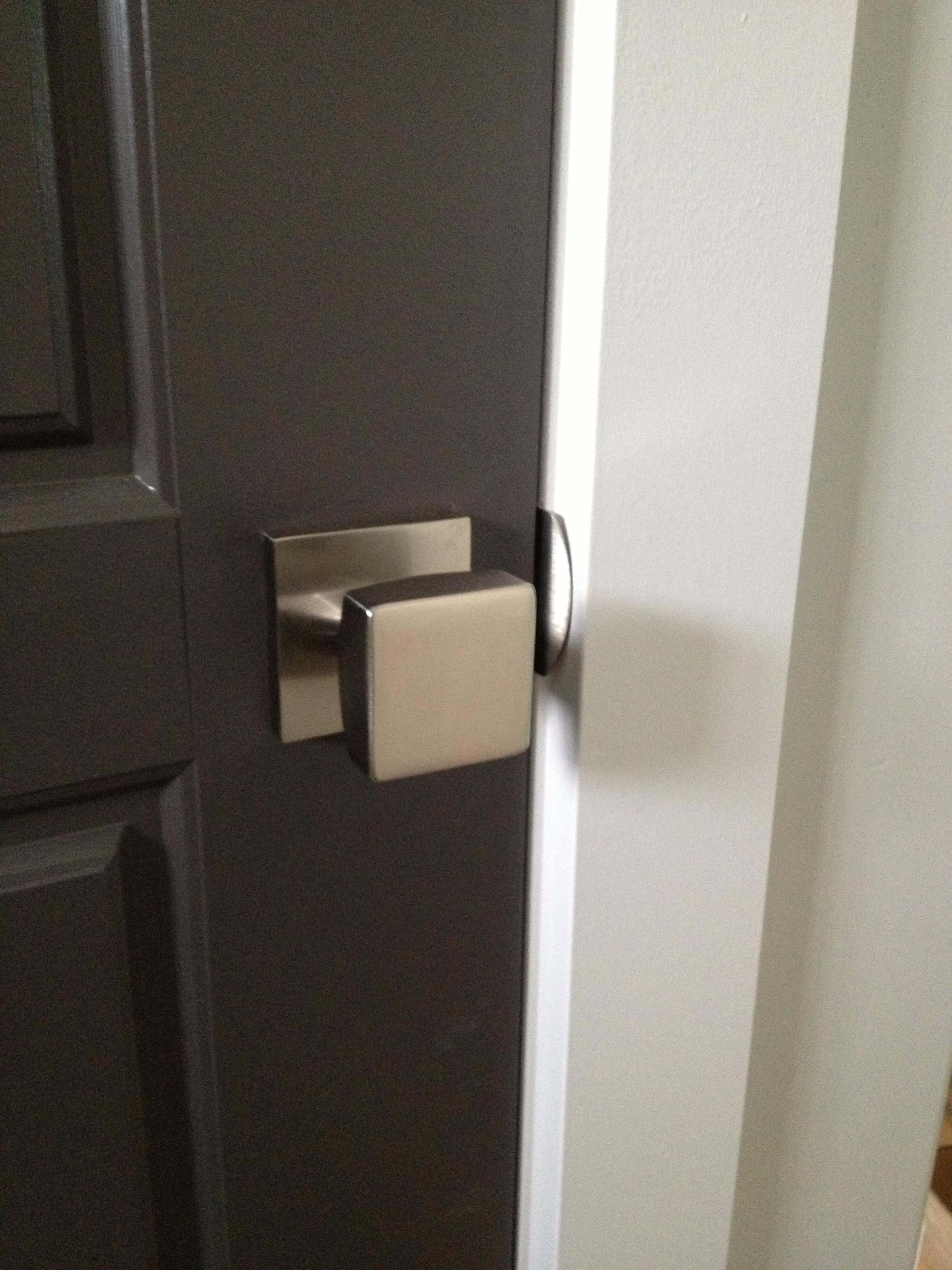 modern door knobs photo - 15