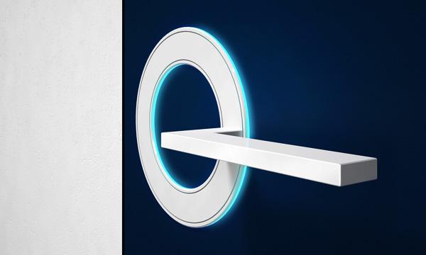 modern door knobs photo - 17