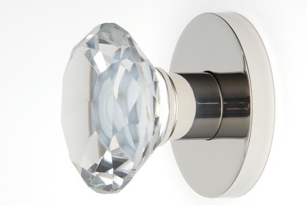 modern glass door knobs photo - 19