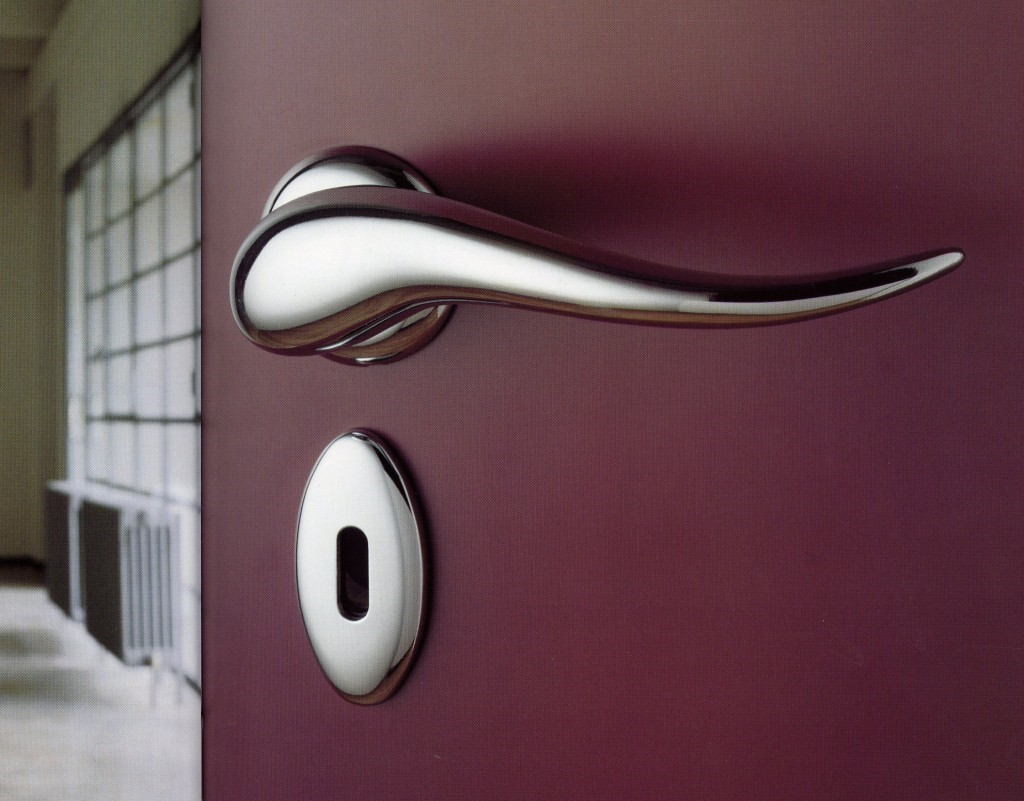 modern interior door knobs photo - 10