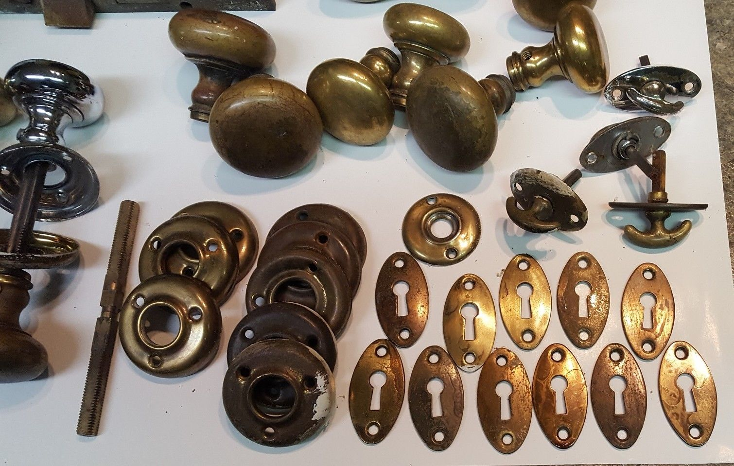 mortise door knobs photo - 10