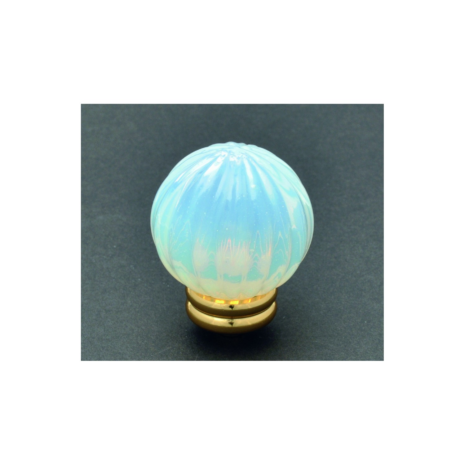 murano glass door knobs photo - 14