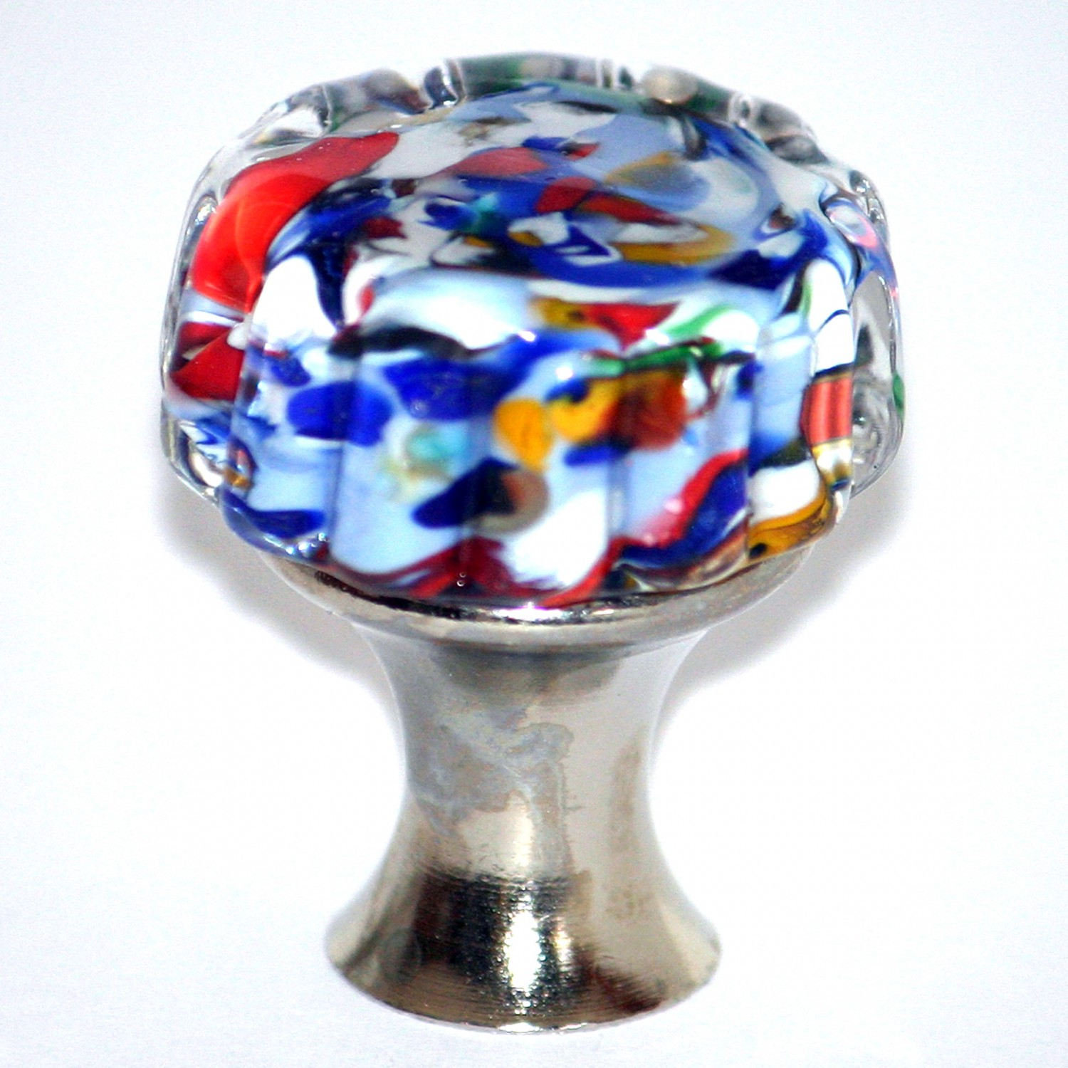murano glass door knobs photo - 17
