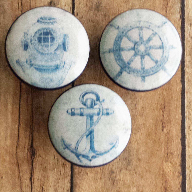nautical door knobs photo - 6
