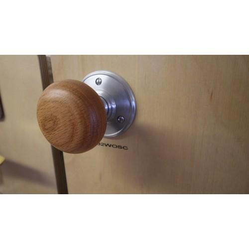 oak door knobs photo - 12