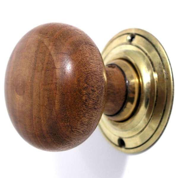 oak door knobs photo - 4