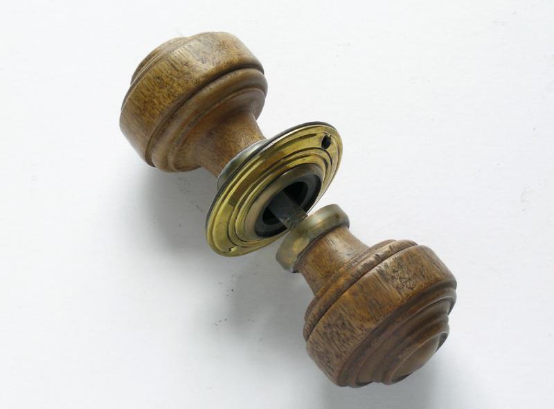 oak door knobs photo - 6