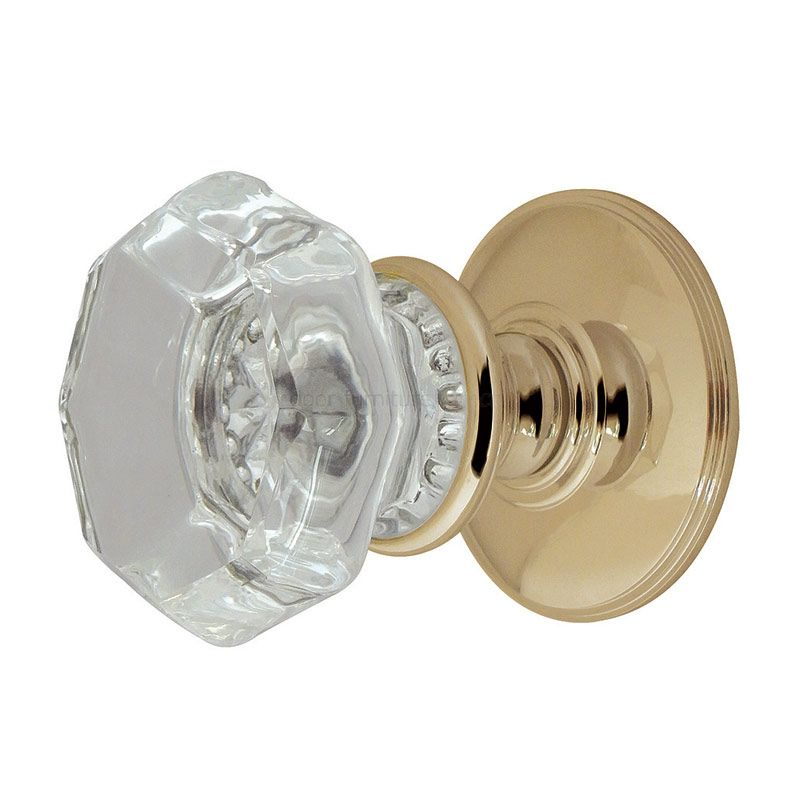 octagonal door knob photo - 14