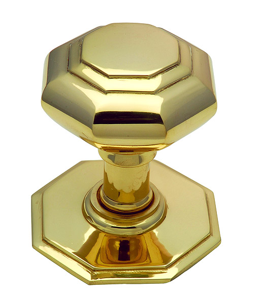 octagonal door knob photo - 8