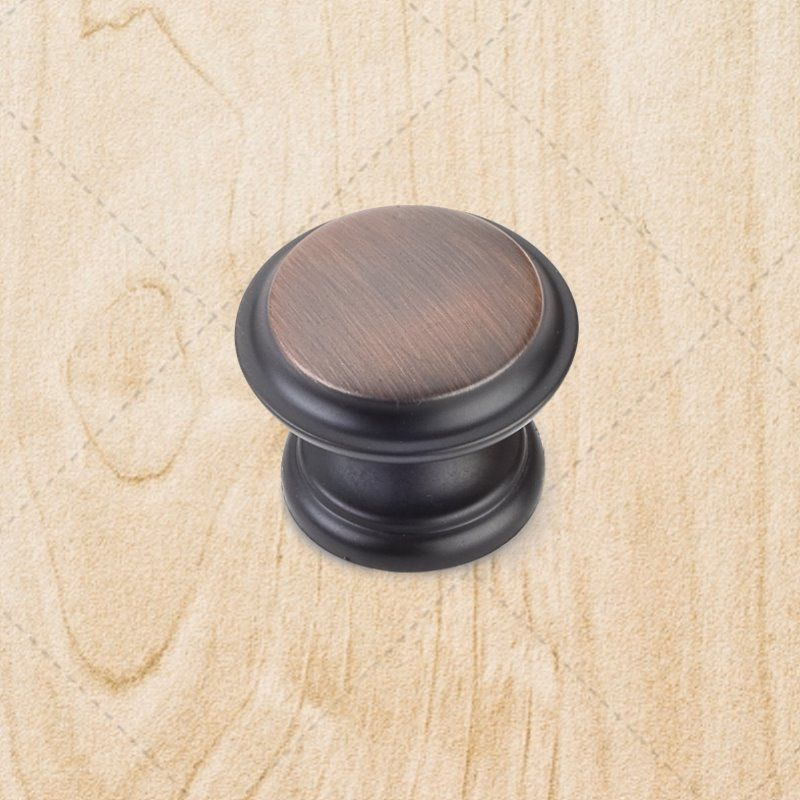 oil rubbed bronze cabinet door knobs photo - 18