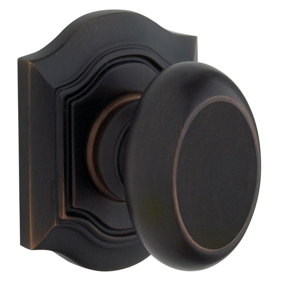 oil rubbed door knobs photo - 9