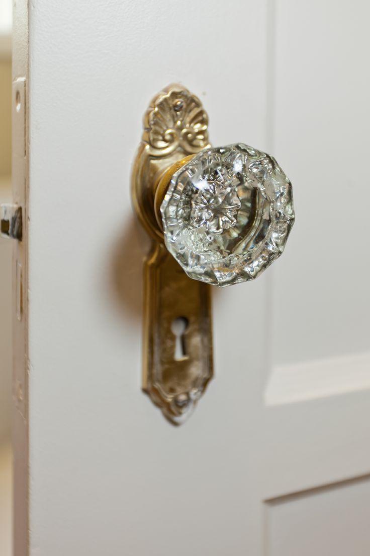 old crystal door knobs photo - 10