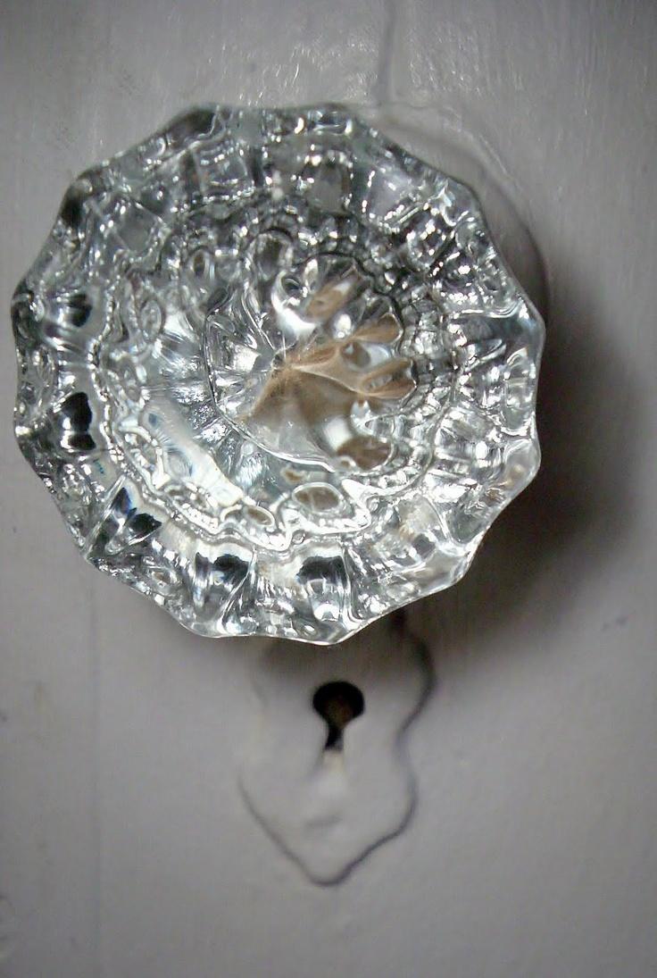 old crystal door knobs photo - 18