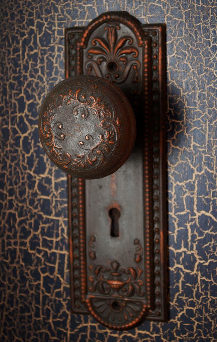 old door knob hardware photo - 10