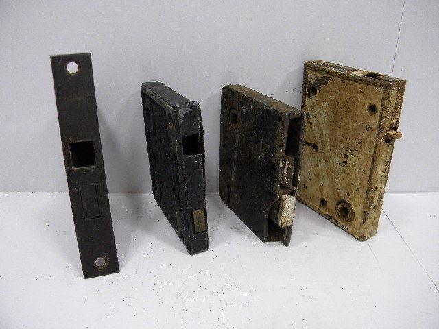 old door knob parts photo - 14