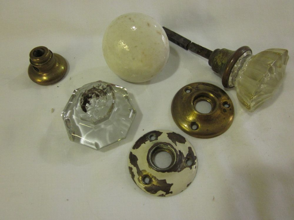 old door knob repair photo - 11