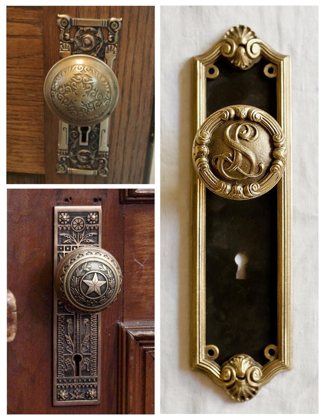 old door knobs and locks photo - 11