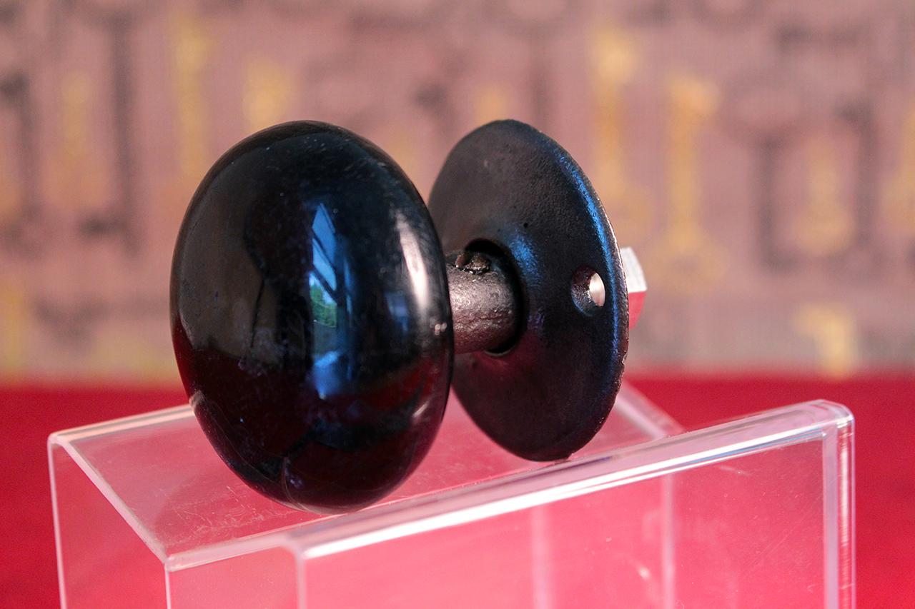 one sided door knob photo - 9
