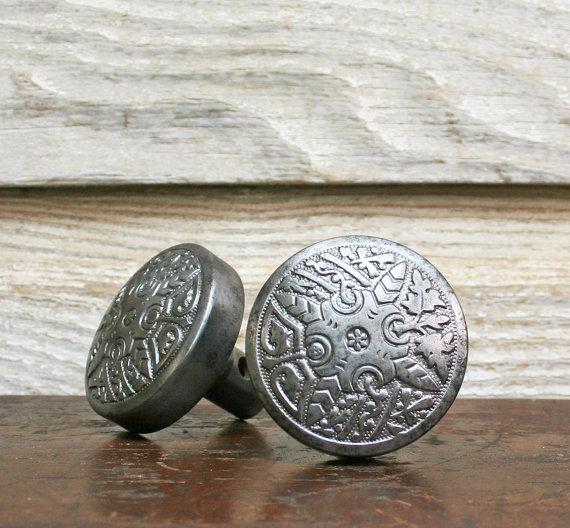 ornate door knobs photo - 10