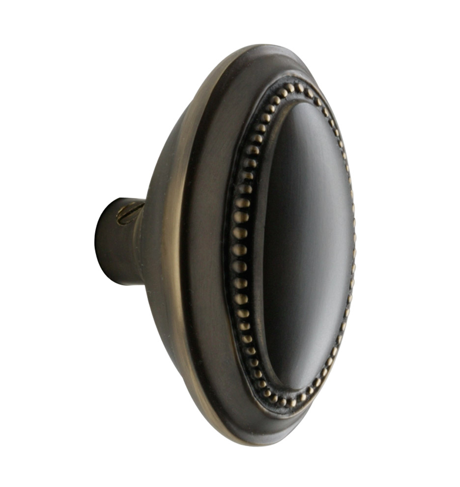 oval door knob photo - 1