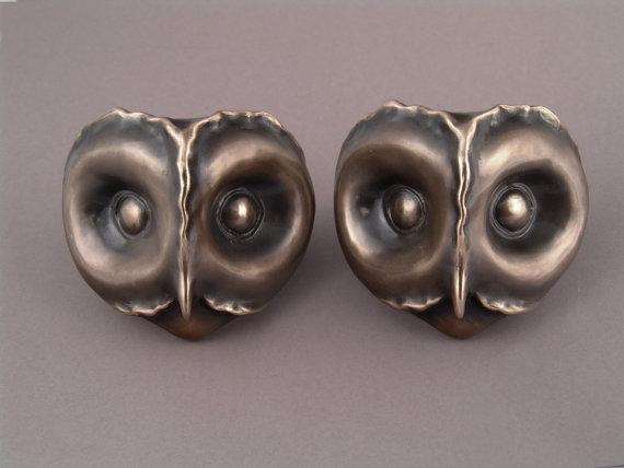 Owl door knobs – Door Knobs