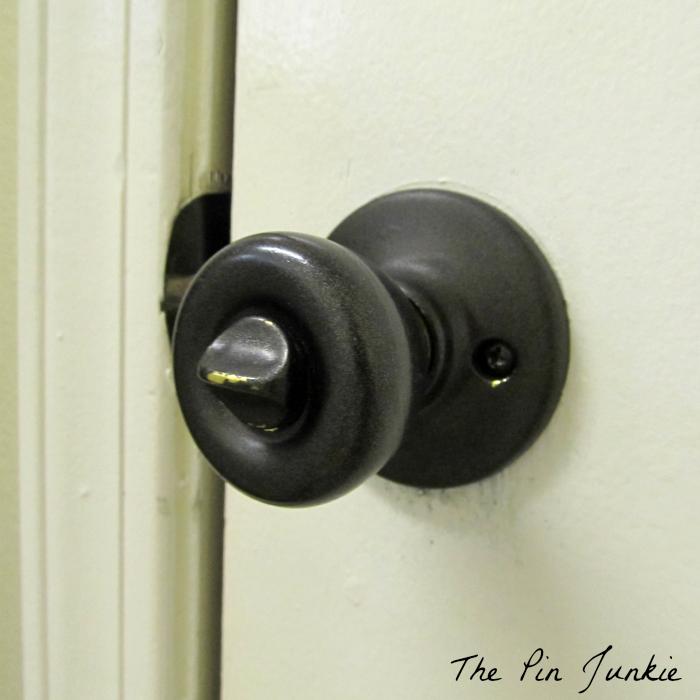 painted door knobs photo - 19