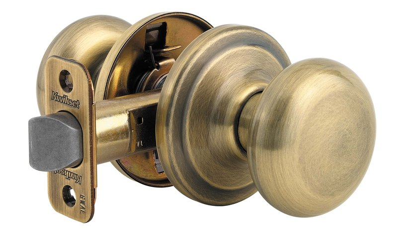 passage door knob photo - 14
