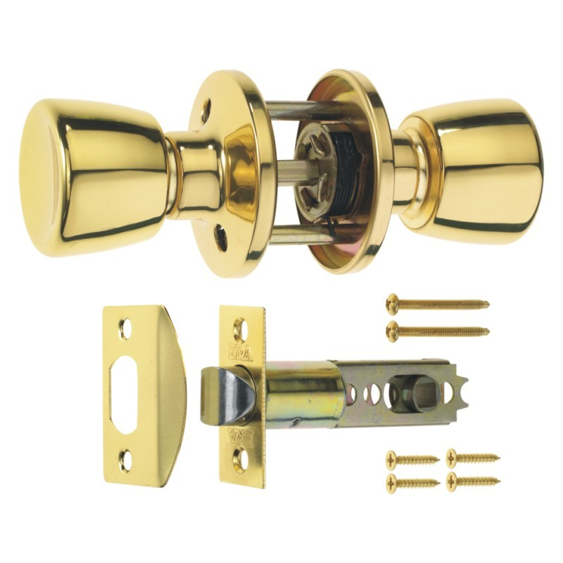passage door knob set photo - 11