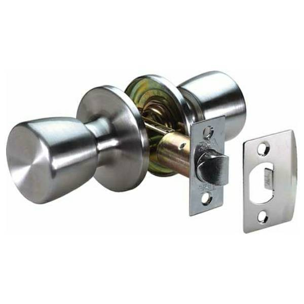 passage door knob set photo - 16