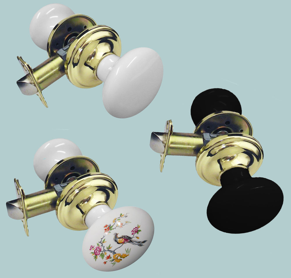 passage door knob set photo - 7