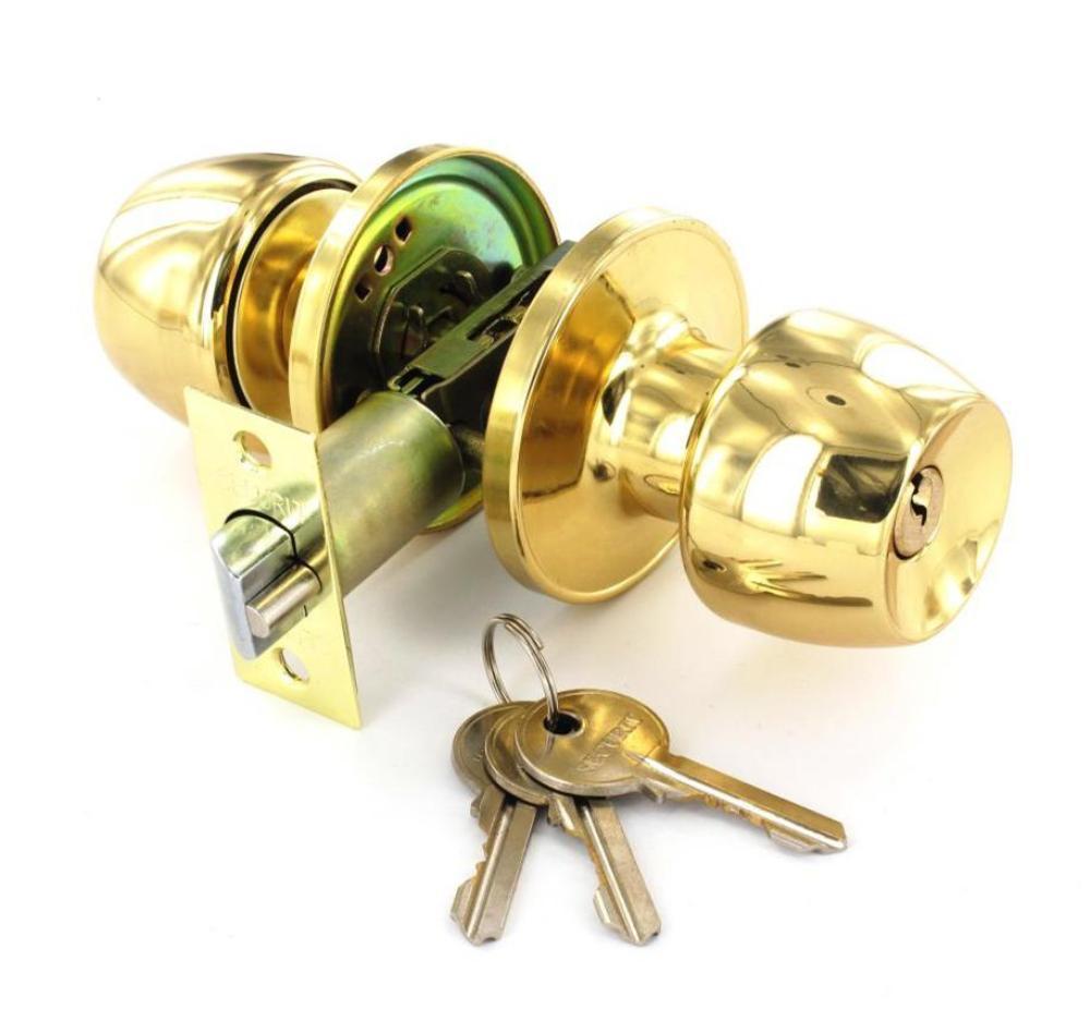 passage door knob sets photo - 5
