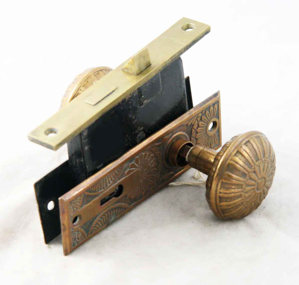 passage door knob sets photo - 9