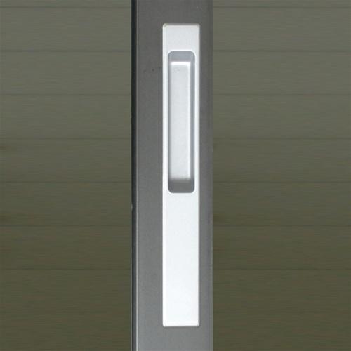 patio door knobs photo - 10